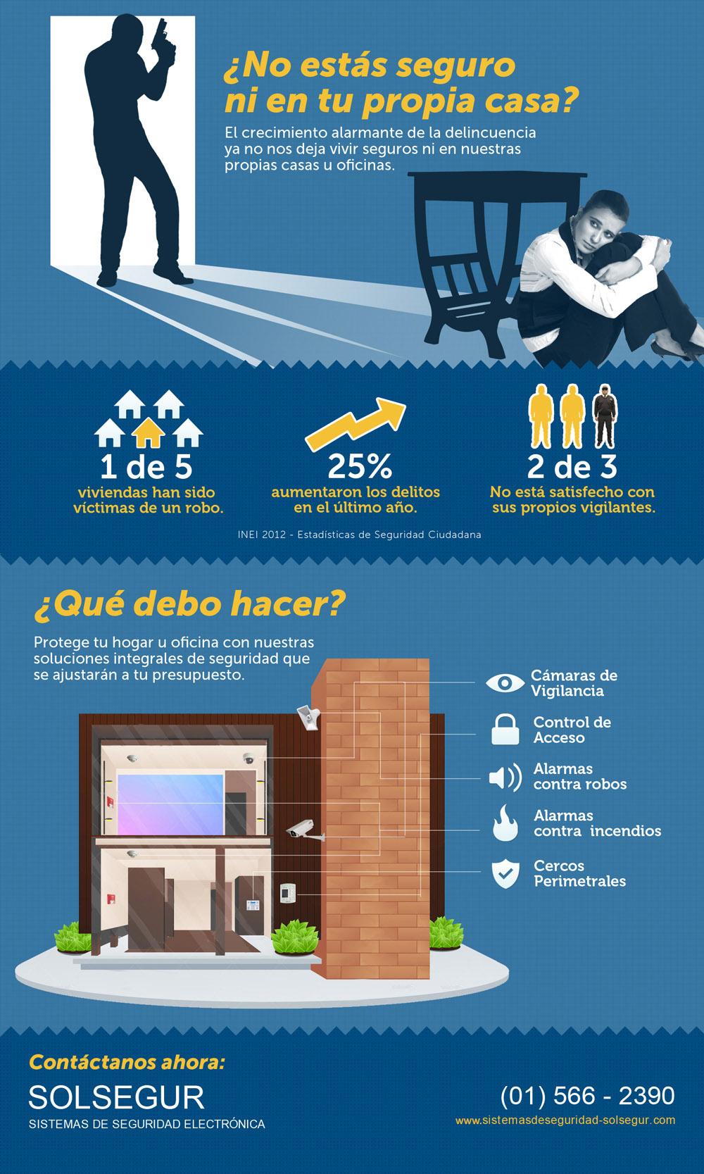Sistemas de seguridad electr nica infografia infographic - Sistemas de seguridad ...