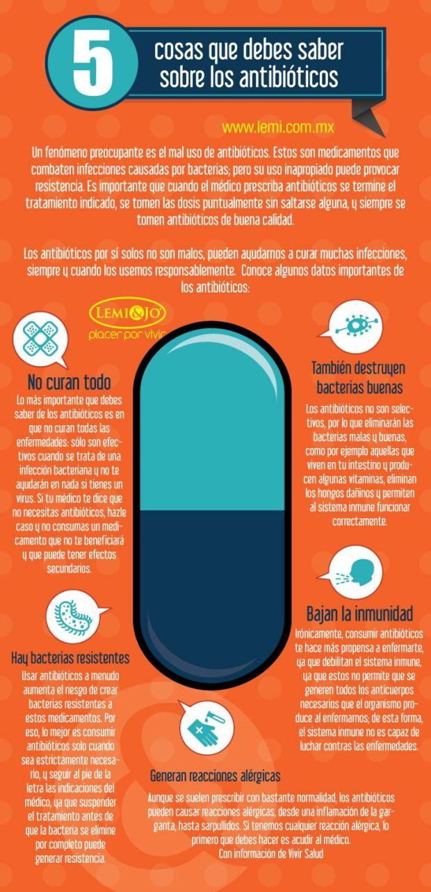 5-cosas-antibioticos-infografia